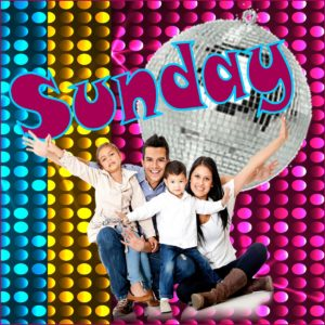Sunday Family Fun Day $5 - Click here for details