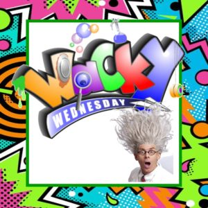 Wacky Wedneday $3 or $1 with item - Click here for details