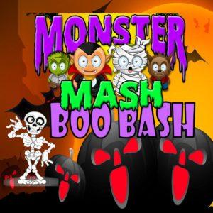 Monster Mash Boo Bash - $4 Adm - 6pm-8pm - CLICK HERE