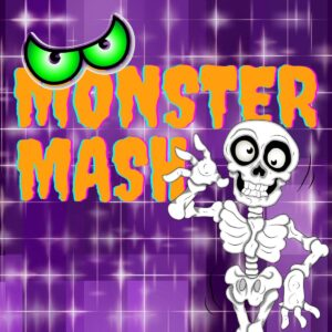 MONSTER MASH GLOW BASH $8 Adm 1:30pm-4:30pm CLICK HERE