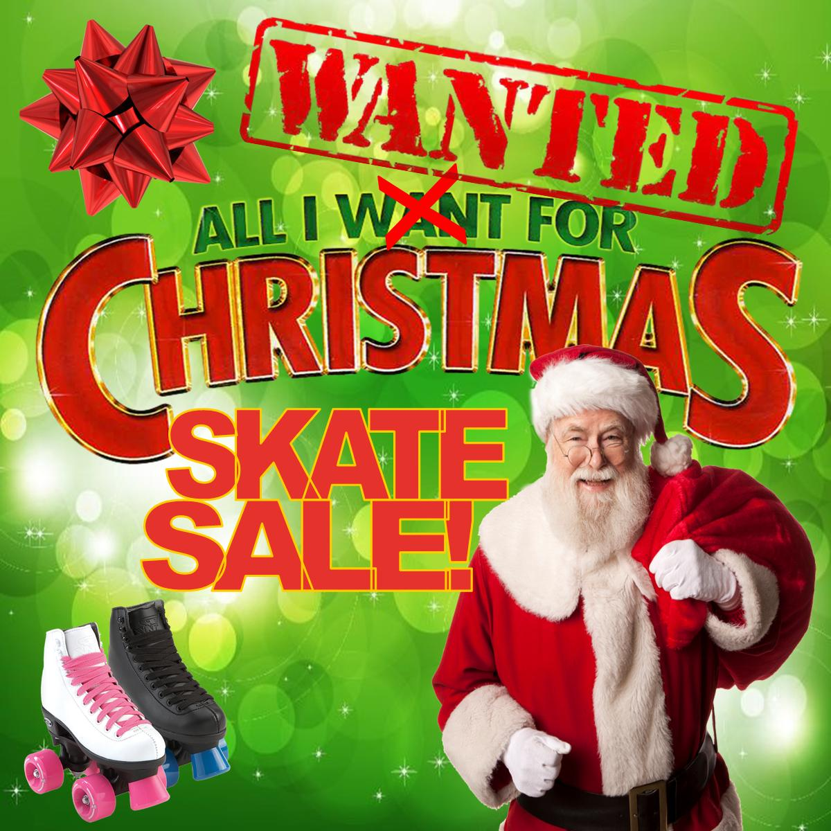 Christmas Holiday Events In Muskegon Mi 2020 ALL I WANTED FOR CHRISTMAS SKATE SALE – CLICK HERE – Jumpin